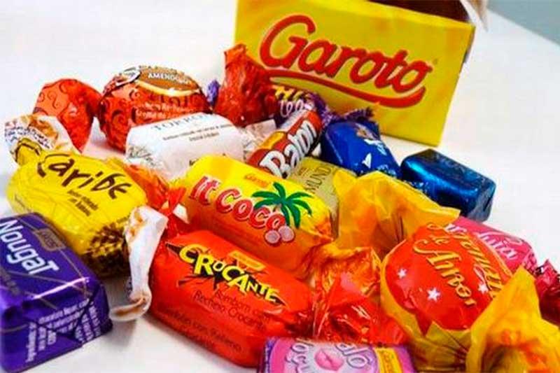 Marca Garoto foi comprada pela Nestlé (Foto: Divulgação)