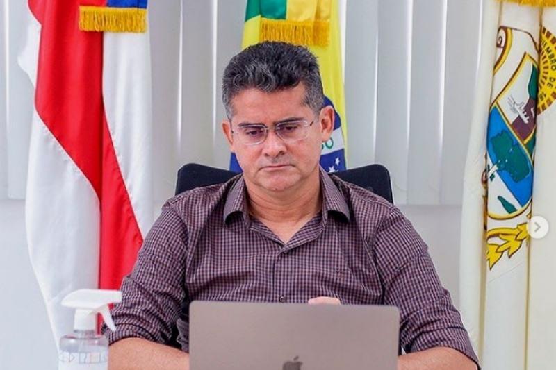 David Almeida altera Lei e isenta igrejas de multas por barulho (Foto: Reprodução/Instagram/@davidalmeida)
