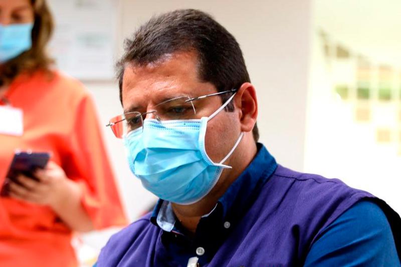 Secretário Marcellus Campêlo preso em Manaus
