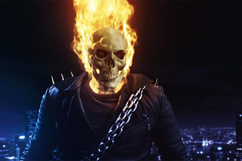 Motoqueiro Fantasma é personagem de HQ que volta do inferno para combater o mal na Terra (Foto: Divulgação)