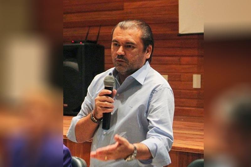 Nilton Lins Júnior foi preso em operação da PF em Manaus (Foto: Divulgação)