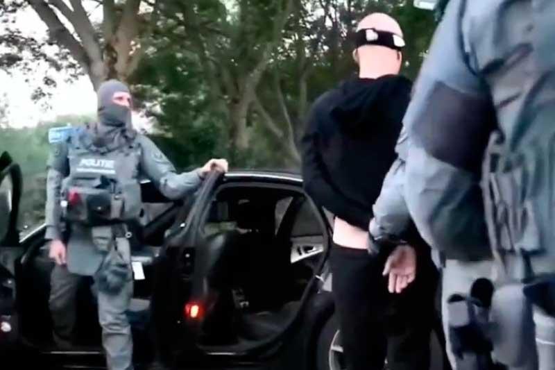 Operação do FBI prende suspeito de envolvimento em crimes (Foto: YouRube/Reprodução)
