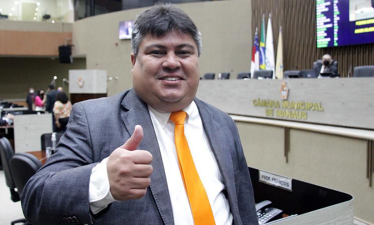 Presidente da CMM, David Reis, vai responder na justiça (Foto: Robervaldo Rocha/CMM)