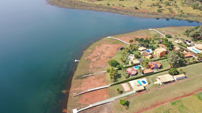 Reservatórios das hidrelétricas