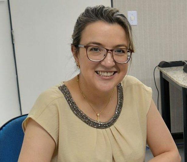 Rosana Leite de Melo assume secretaria da Covid ( Foto: HRMS/Divulgação)