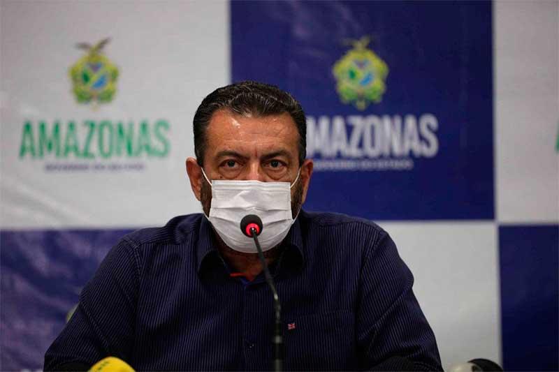 Louismar Bonates diz que ordem do governo é responsabilizar criminalmente os envolvidos (Foto: Lucas Silva/SSP-AM)