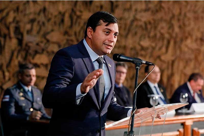 Wilson Lima não comparecerá à CPI: (Foto: Isaac Nóbrega-PR)