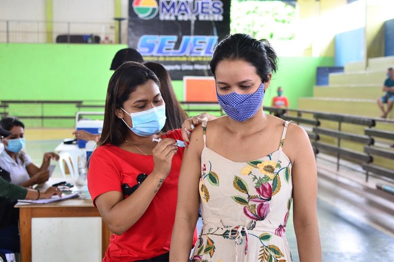 vacinacao em maues