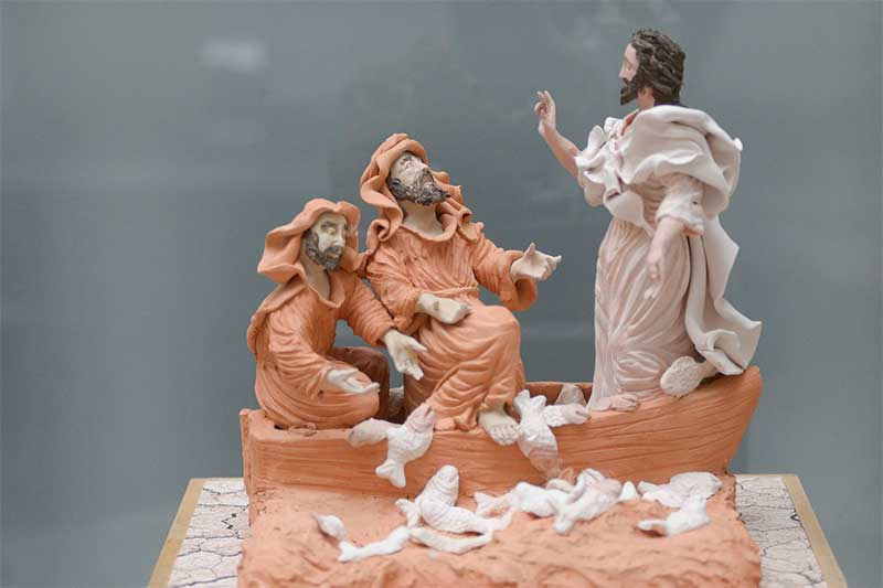Arte sacra é incluída em comissão da Secretaria de Cultura (Foto: Maurício G. de Souza/ALESP)