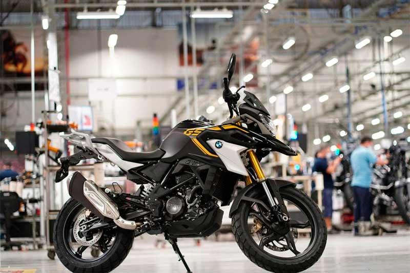 BMW G 310 GS atualizada começa a ser produzida em Manaus (Foto: BMW/Divulgação)
