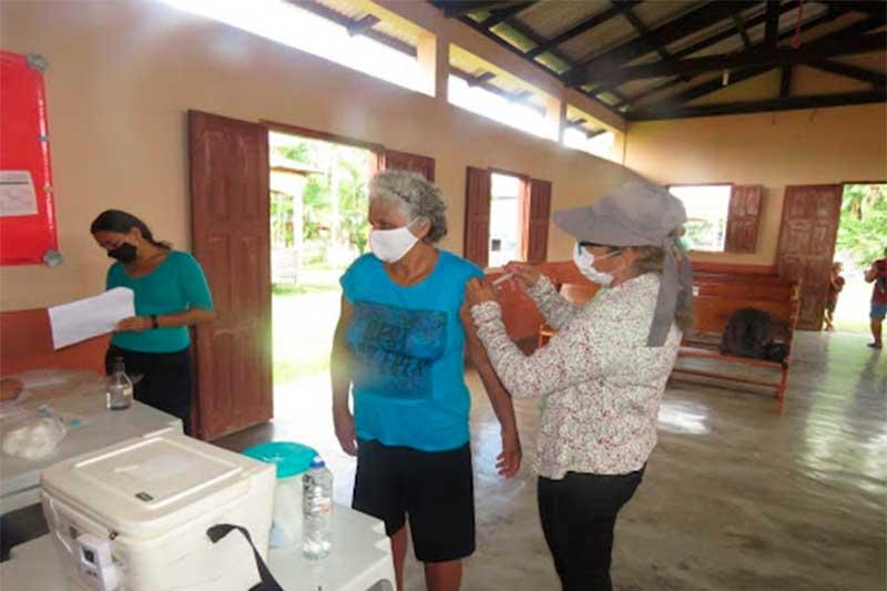 Insalubridade para servidores em Boca do Acre foi julgada ilegal (Foto: Maíra Pessoa/FVS-AM)