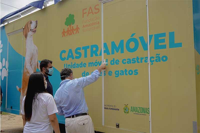 Castramóvel começa a funcionar em agosto (Foto: FAS/Divulgação)