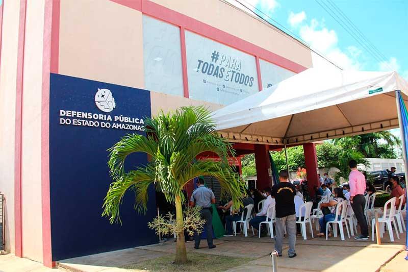 DPE em Lábrea tem uma vaga para estágio (Foto: DPE-AM/Divulgação)