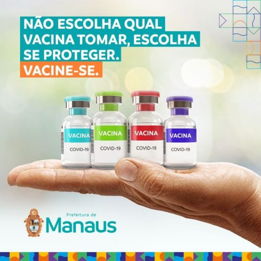 Vacina Manaus
