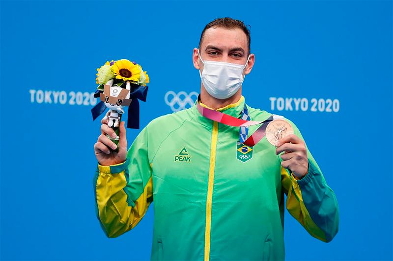 Fernando Scheffer natação