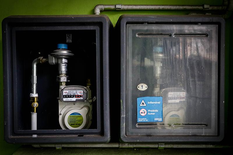 Gás natural acumula aumento de 50% neste ano