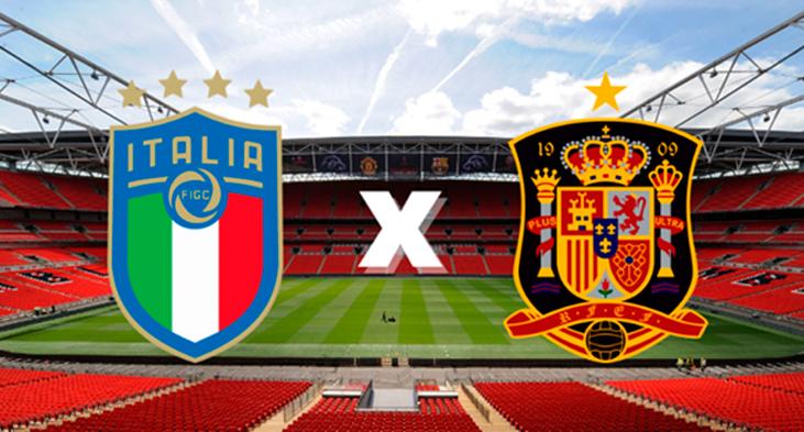 Itália x Espanha