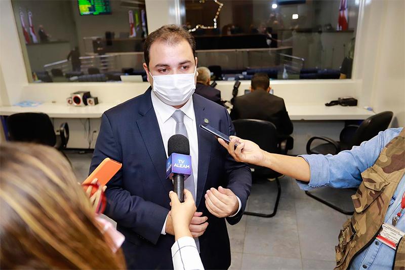Roberto Cidade, presidente da Assembleia Legislativa do Amazonas