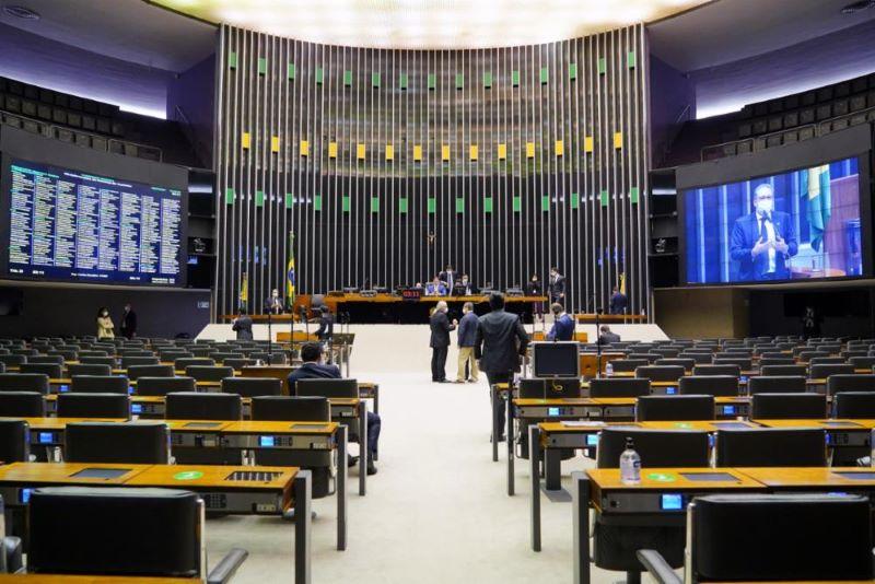 sessão do Congresso Nacional
