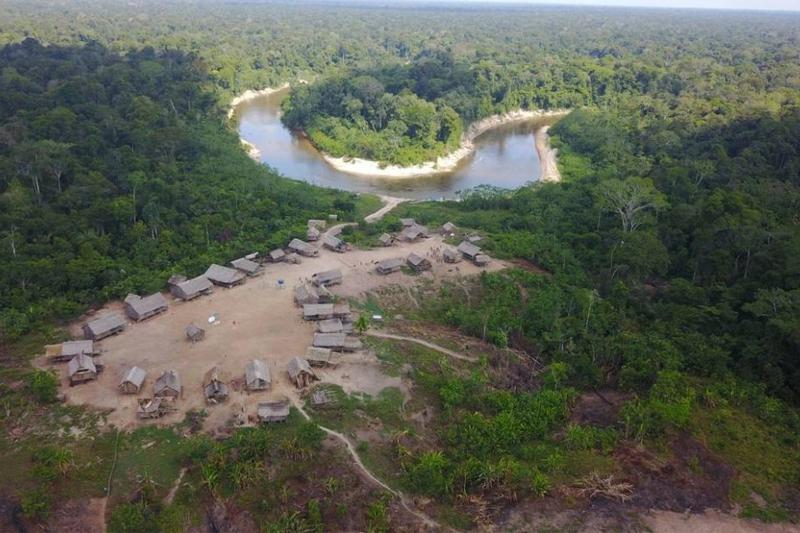 Terra indígena Vale do Javari