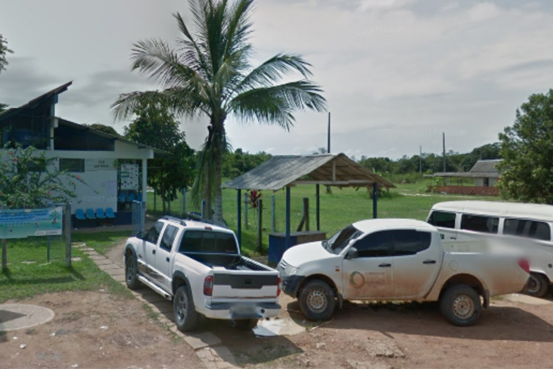 unidade de saude zona rural