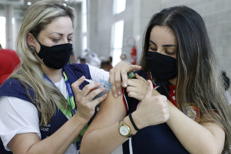 vacinação mulheres