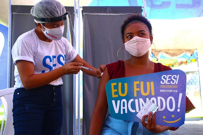 vacinacao no maranhao