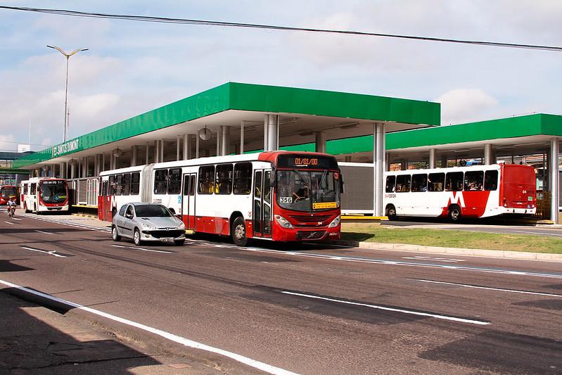 ônibus em manaus
