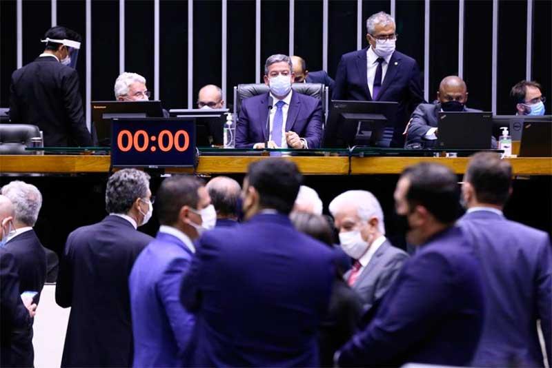 PEC do Voto Impresso plenário