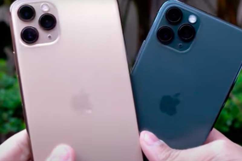 Novo aparelho da Apple terá câmera com tecnologia de cinema (Foto: YouTube/Reprodução)