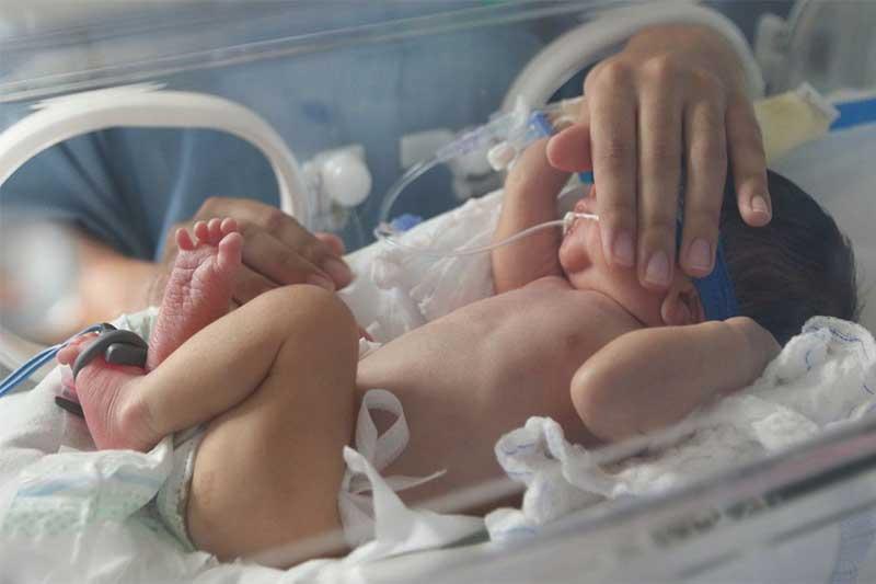Bebê recém-nascido: entidade parto mais seguro (Foto: Fabio Rodrigues Pozzebom/ABr)