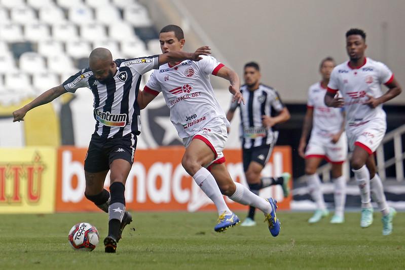 Botafogo venceu Náutico de virada no Estádio Nilton Santos Foto Vítor Silva BFR.jpg