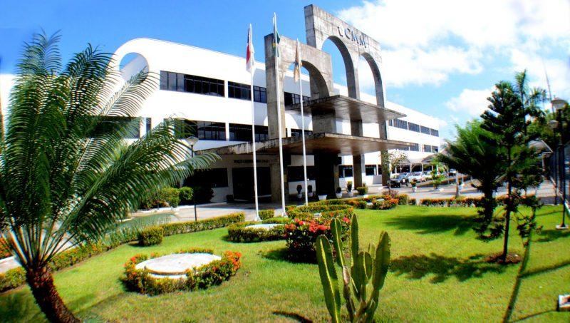 Prédio da Câmara Municipal de Manaus (Foto: Robervaldo Rocha/CMM)