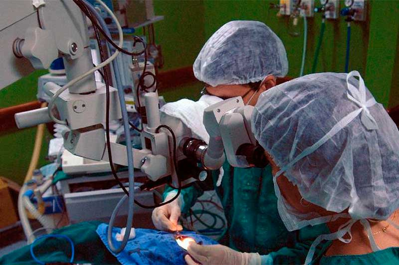 Cirurgia de transplante de fígado (Foto: Elza Fiúza/ABr)