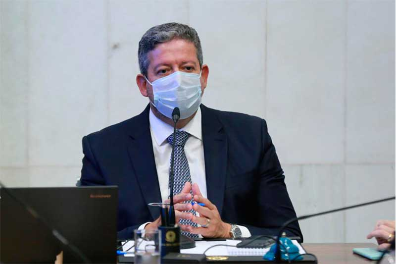 Arthur Lira evitou se contrapor ao presidente Jair Bolsonaro (Foto: Michel Jesus/Agência Câmara)