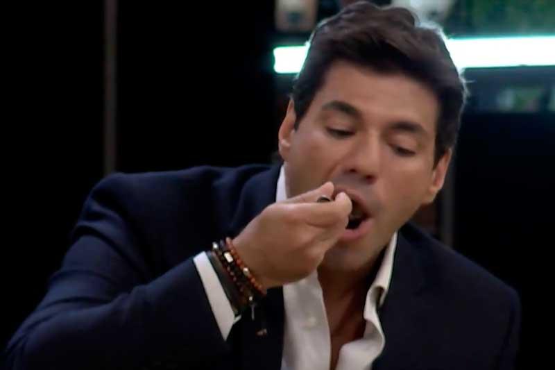 Felipe Bronze é apresentador do Top Chef (Foto: Tp Chef/YouTube/Reprodução)