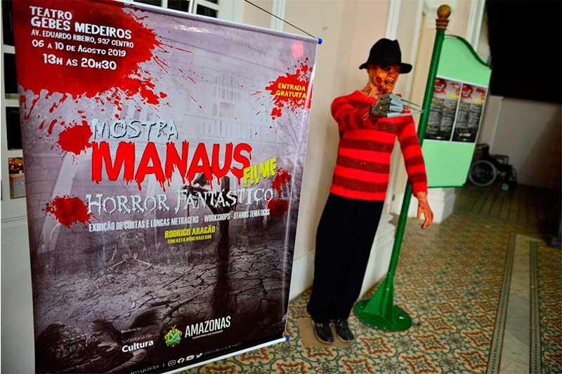 Mostra Manaus Horror terá premiação em quatro categorias (Foto: Divulgação)