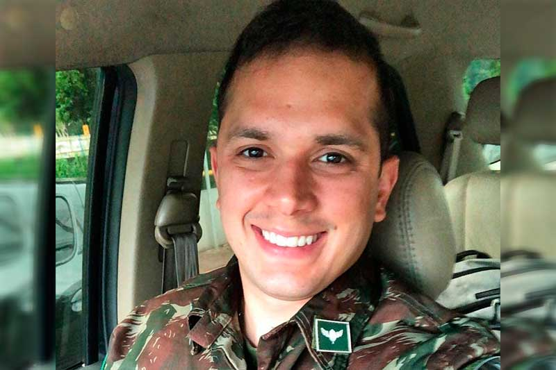 Lucas Ramon foi morto a tiros (Foto: Reprodução/Redes Sociais)