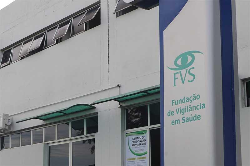 FVS monitora pacientes, que já estão em casa (Foto: Divulgação/FVS)
