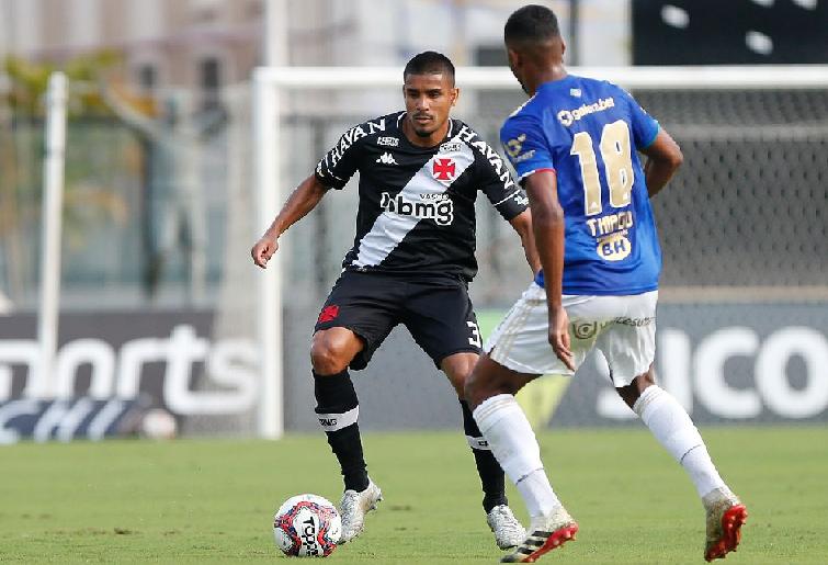 Vasco da Gama e Cruzeiro empataram em São Januário (Foto: Rafael Ribeiro/Vasco da Gama)