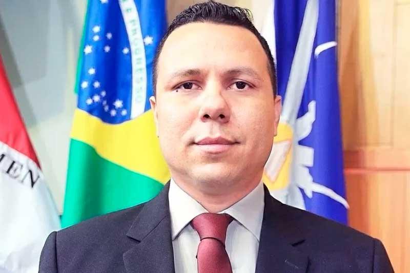 vereador Thiarles Santos