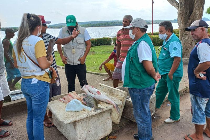 venda de peixes em silves