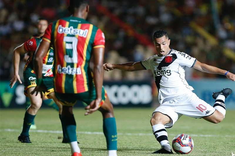 Vasco foi superado pelo sampaio pela Série B (Foto: Rafael Ribeiro/Vasco)